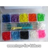 Наборы резиночек для плетения браслетов