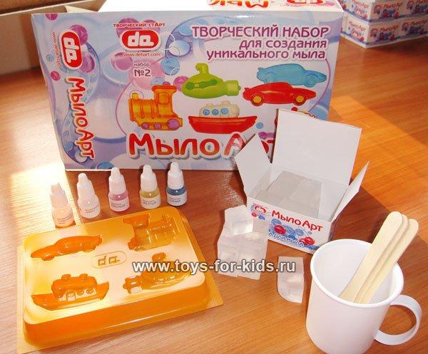 980111 мыло набор 1