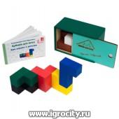 Кубики для всех Никитина, Ступеньки творчества, арт.012