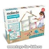 Сделай кукольный домик