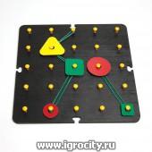 Математический планшет Оксва Геометрик