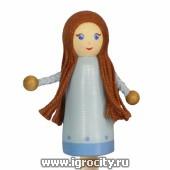 """Пальчиковая игрушка """"Мама"""", арт. 75ПАЛ"""