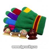 """Перчатка-сказка """"Маша и медведь"""" RNToys, цвет перчатки в ассортименте, арт. Д-701"""