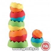 "Пирамидка ""Giza"", Happy Baby, арт. 331245 (sale!)"