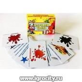 """Развивающие пластиковые карточки """"Изучаем цвета"""", Идея Kids"""