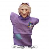 "Кукла-перчатка ""Баба Яга"", арт. 11030"