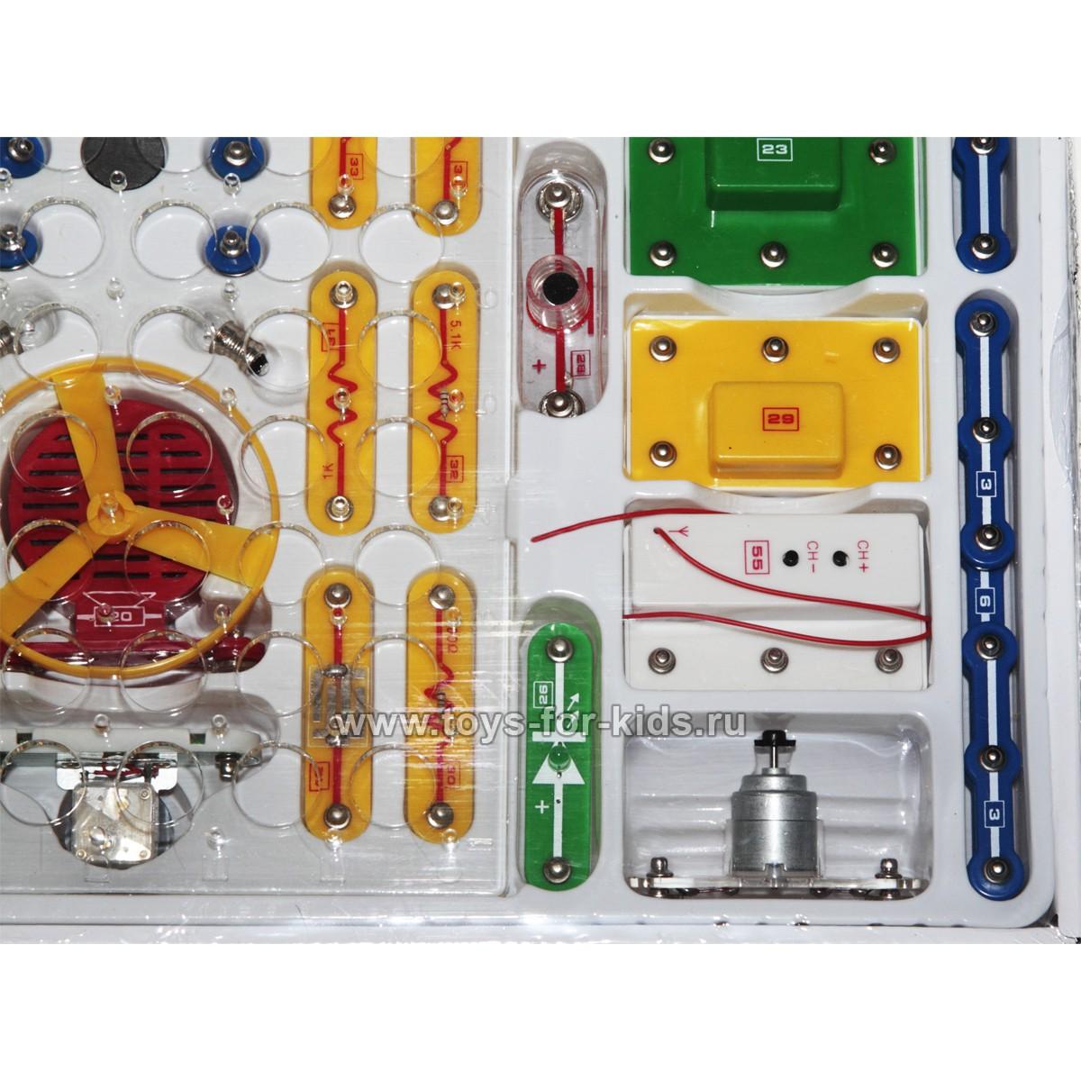 Электронный конструктор знаток 320 схем заказать6